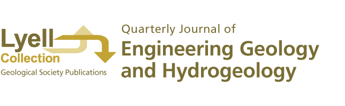 Quarterly Journal of Engineering Geology and Hydrogeology
