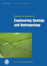Quarterly Journal of Engineering Geology and Hydrogeology: 44 (1)