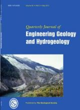 Quarterly Journal of Engineering Geology and Hydrogeology: 46 (2)