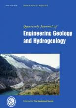 Quarterly Journal of Engineering Geology and Hydrogeology: 46 (3)