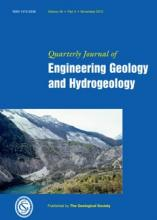 Quarterly Journal of Engineering Geology and Hydrogeology: 46 (4)